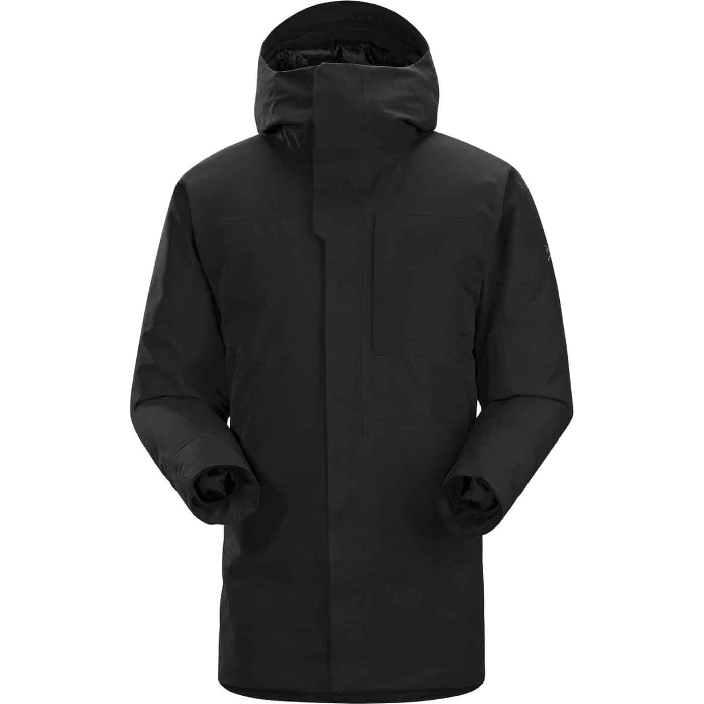 The Therme Parka from Arc'teryx: Top 5 winter jackets