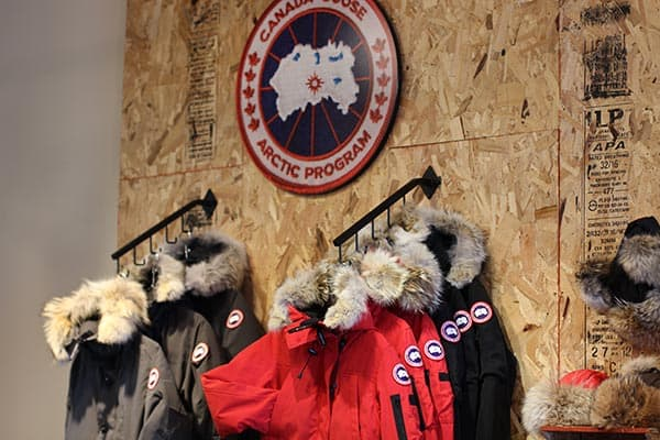 canada goose outlet store
