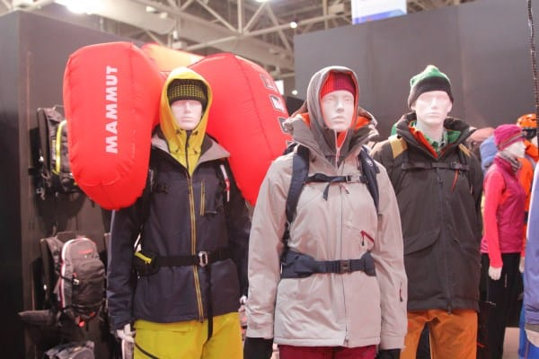 Mammut-ski-line