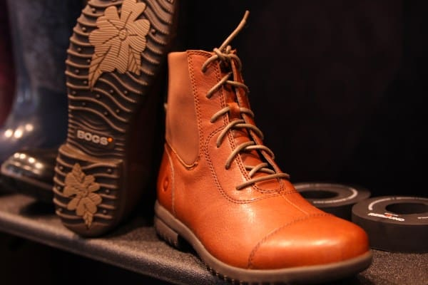 Bogs-boots-leather