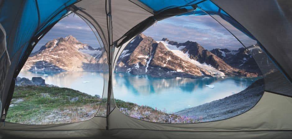 Camping, Mountain Hardwear. The Mountain Hardwear Optic 2.5 tent