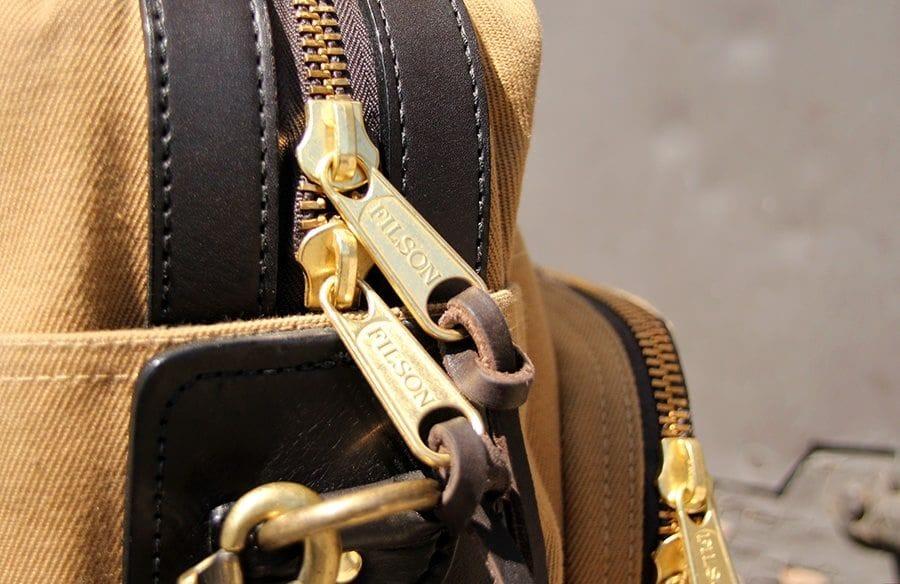 Filson-bag-Zipper
