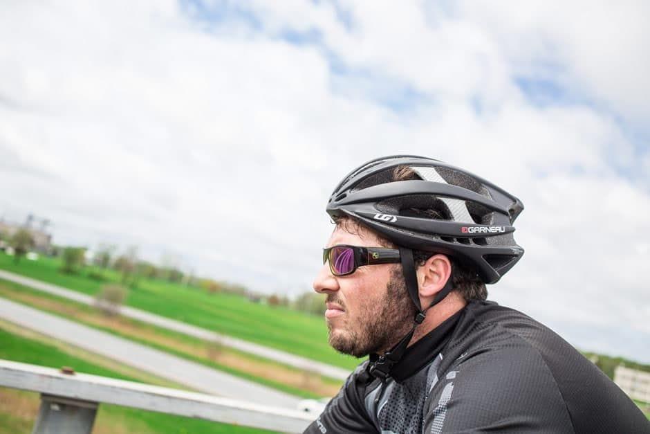 Louis Garneau. The 6 Essentials For Cycling: Louis Garneau Quartz II Helmet