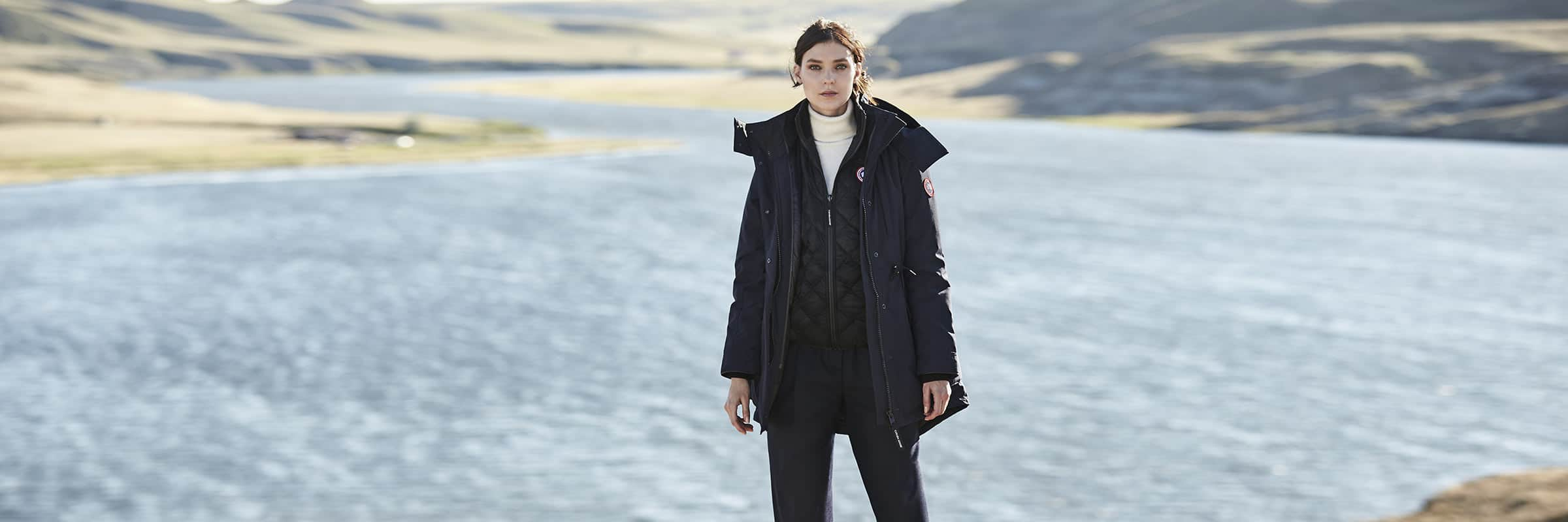 Canada Goose. Canada Goose Thermal Experience Index