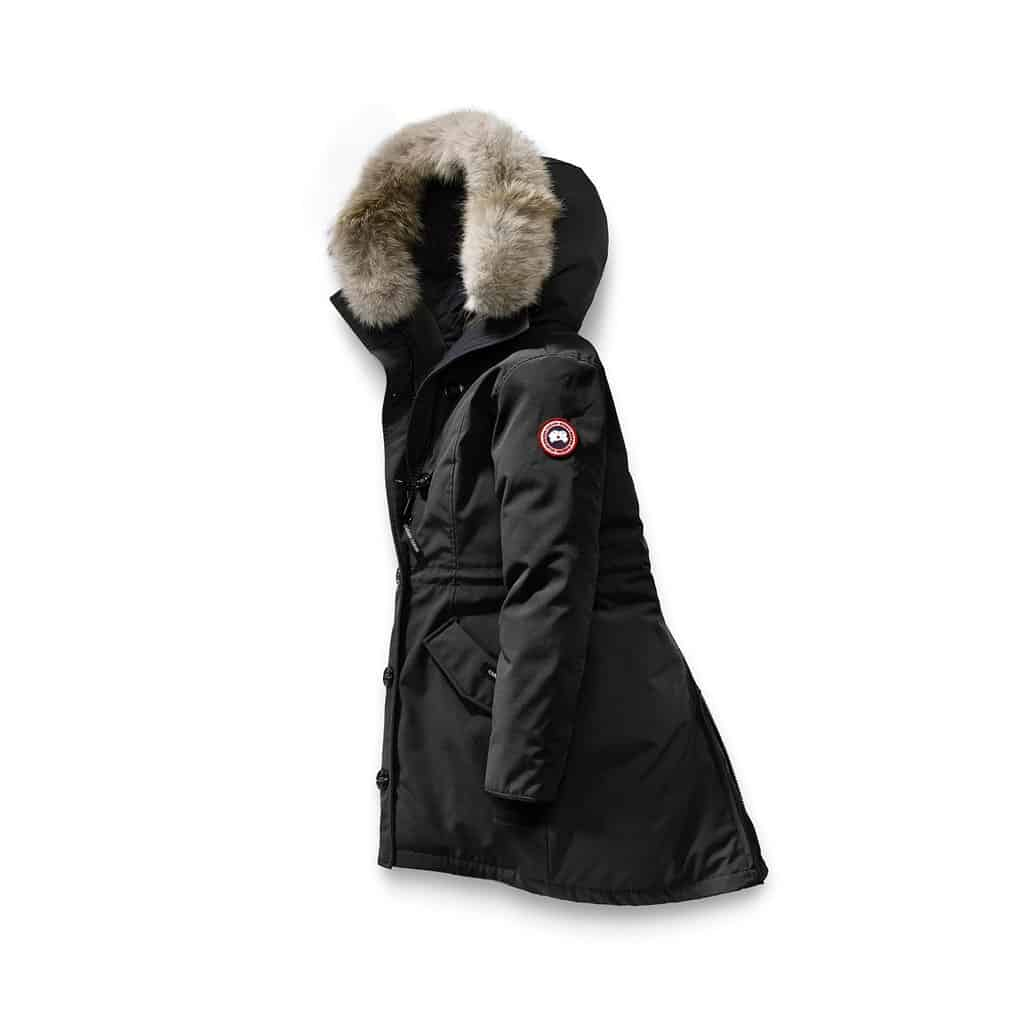 difference canada goose homme et femme