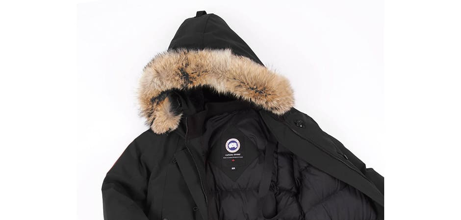 Canada Goose' Selkirk Fusion Fit Parka - Men's Medium - Black