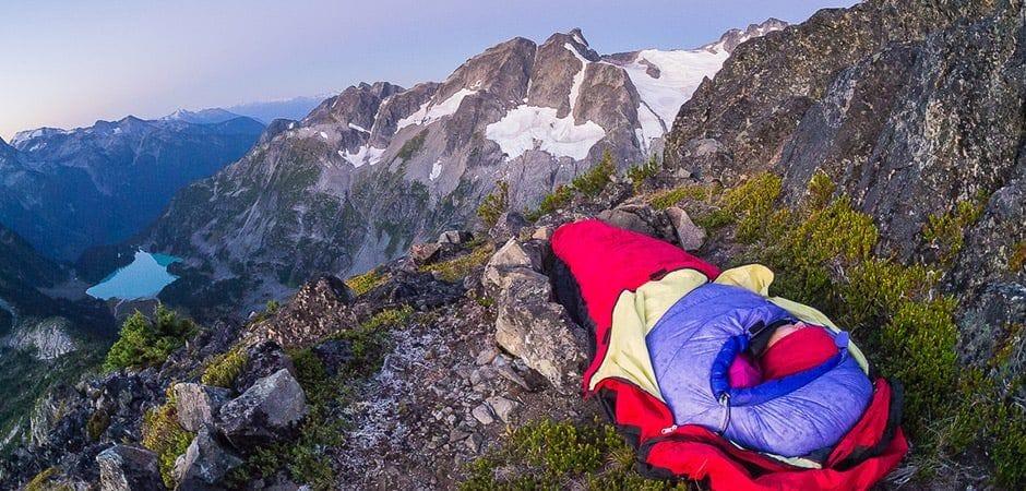 Mountain Hardwear Phantasia 15f Sleeping Bag Review