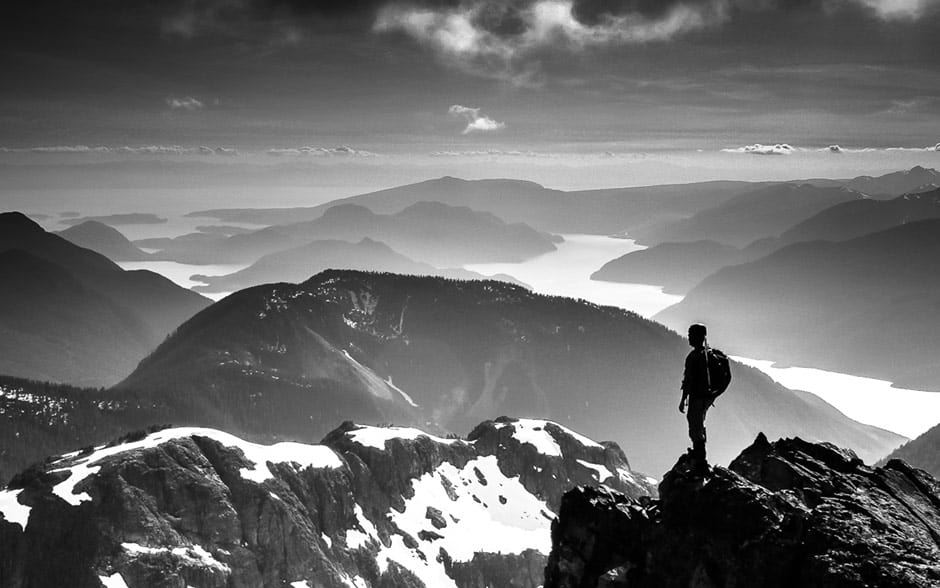 Top 5 Mountain Scrambles in Southwest, BC