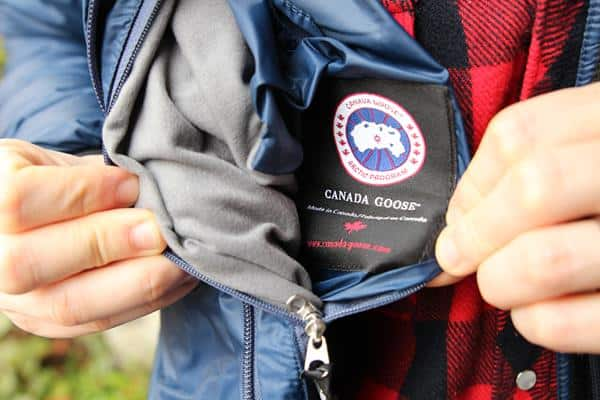Canada-Goose Lodge Pocket