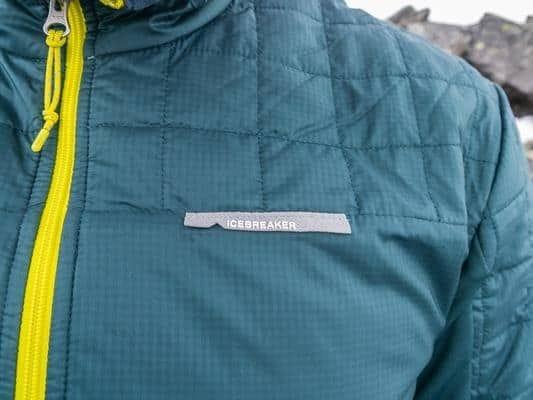 Icebreaker manteau Helix MerinoLOFT