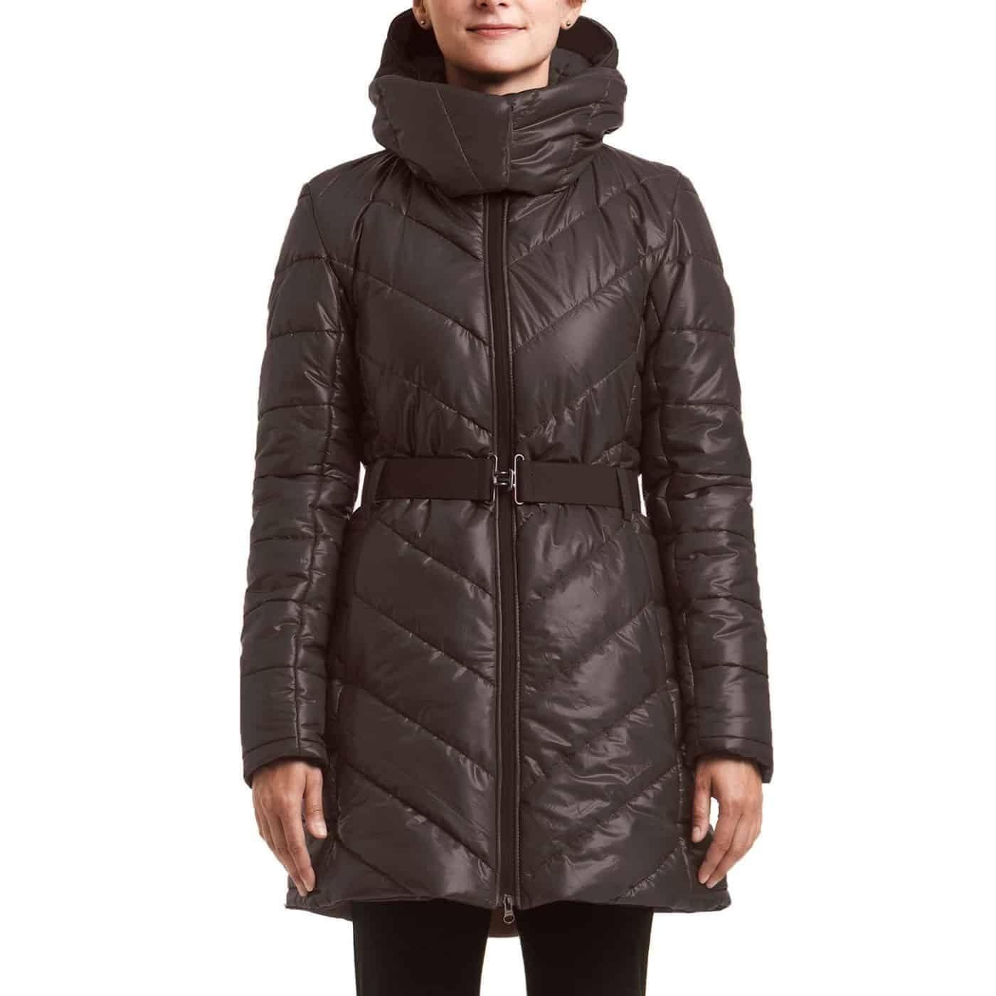 Canada Goose montebello parka replica shop - Le manteau d'hiver Alice par FIG Clothing