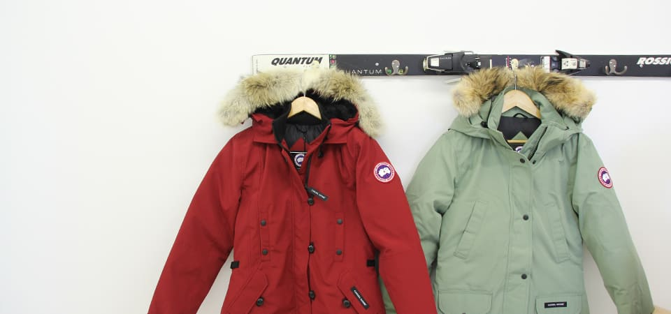 canada goose rossclair vs kensington