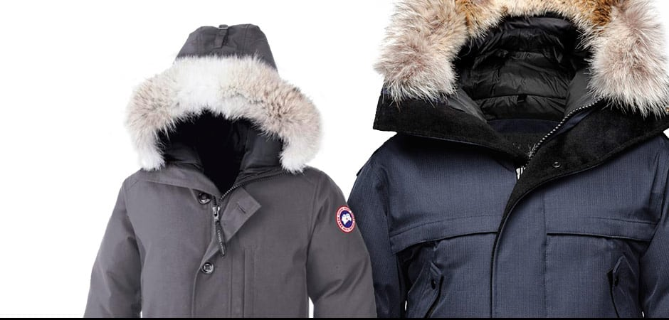 canada goose collection hiver 2014