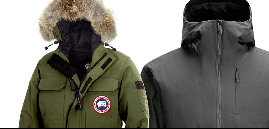 difference between canada goose citadel and expedition