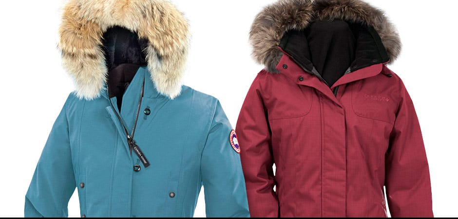 canada goose vs quartz nature