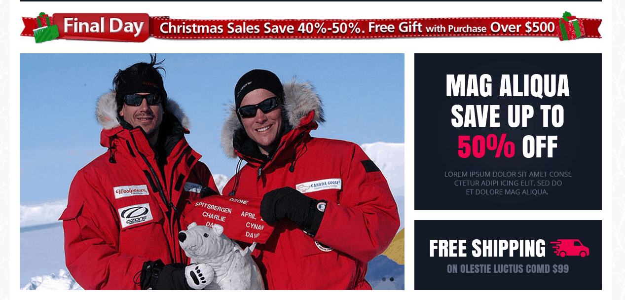 boxing day canada goose sale