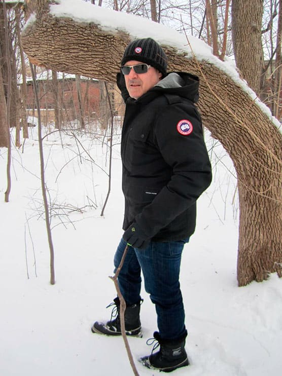 best canada goose jacket for skiing