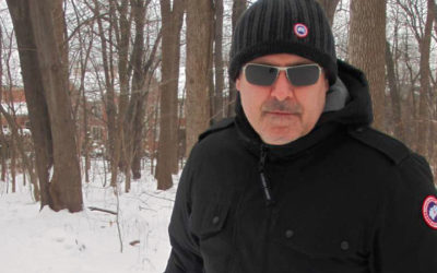 Canada Goose, Winter. The Canada Goose Burnett Jacket Review.