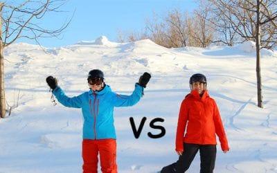 Arc'teryx, Norrona. The battle of ski kits: NORRØNA VS ARC'TERYX.