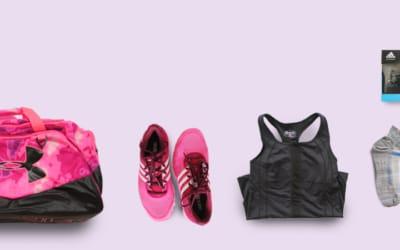 . Top 5 des essentiels pour l'entraînement en gym.