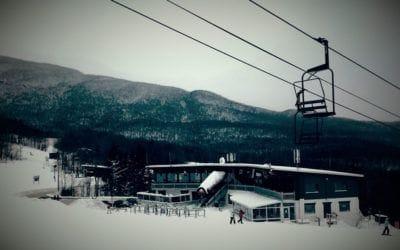Norrona, Ski & snowboard. Escapade à Smuggler's Notch.