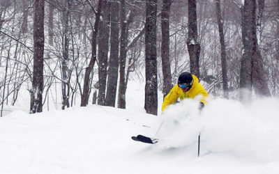 Norrona, Ski & snowboard. Entrevue avec Alexandre Charron, Ambassadeur Norrøna.
