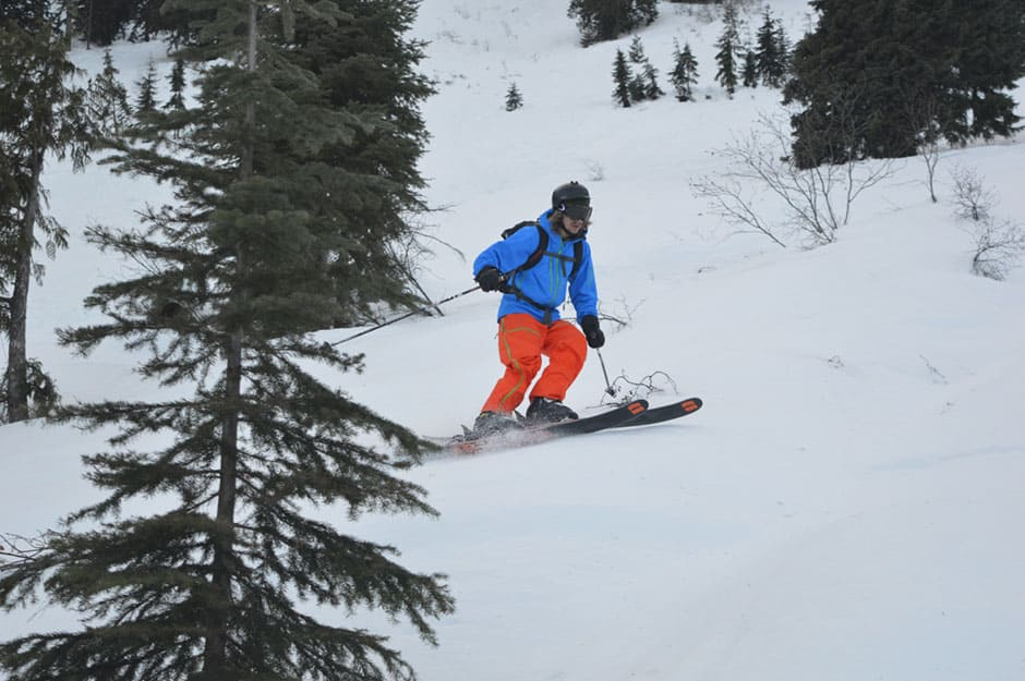 Norrona, Ski & Snowboard. Making the most of things