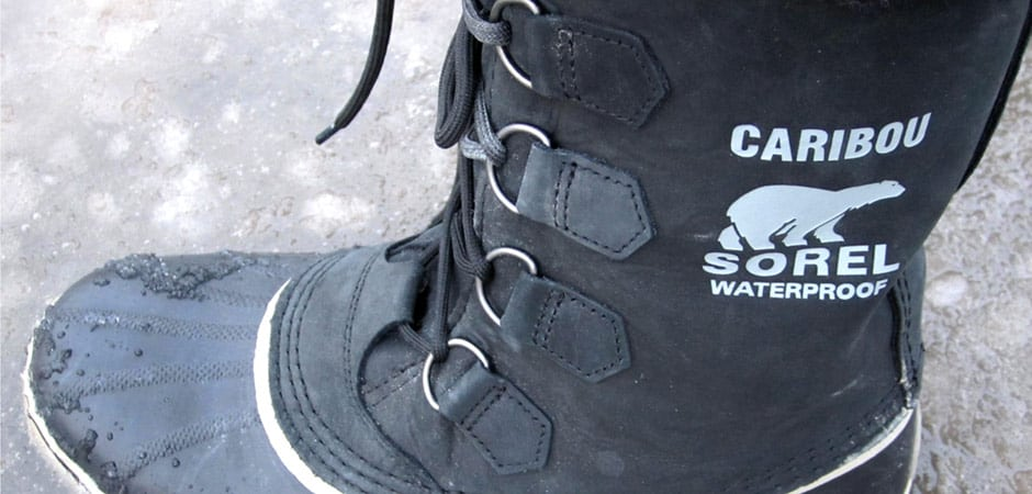 Boots, Sorel, Winter. The Sorel Caribou Review