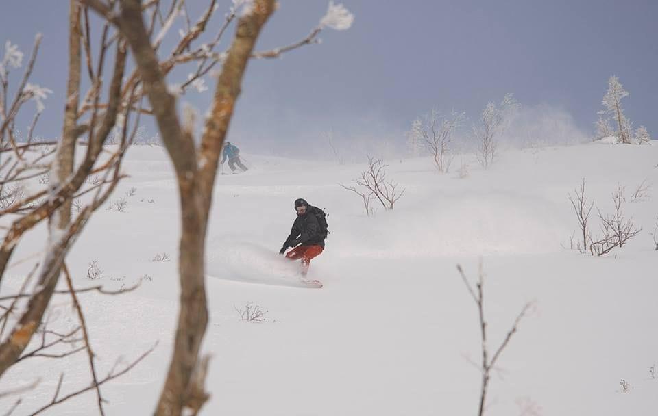 Gregory, Ski & snowboard. Revue du sac Gregory Targhee 32