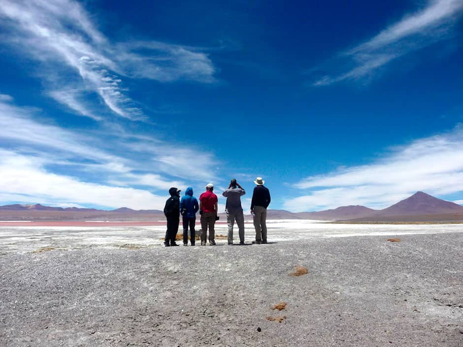 . Au sommet de la Bolivie