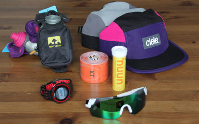 Ciele, KT Tape, Nathan, Nuun, Smith Optics. Top 6 Running Accessories.