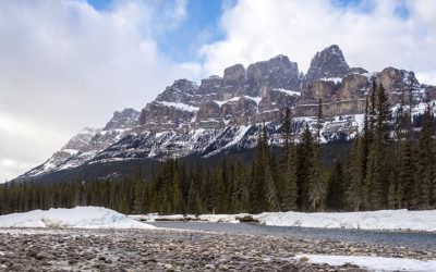 . Top 5 Places to shoot in the Canadian Rockies near Banff.