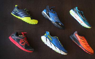 Adidas, Hoka One One, Running, Salomon, Saucony. Top 6 Running Shoes.