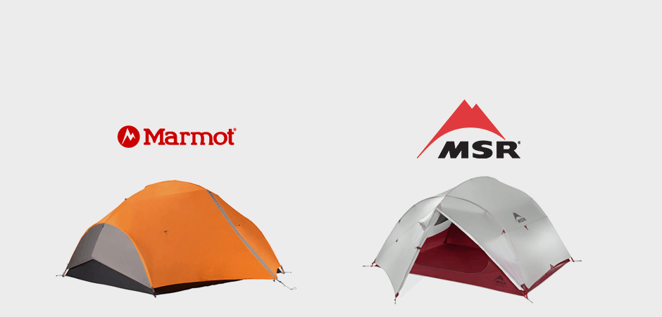 Marmot Fuse 3 vs MSR Mutha Hubba NX & Marmot Fuse 3 vs MSR Mutha Hubba NX - Altitude Blog