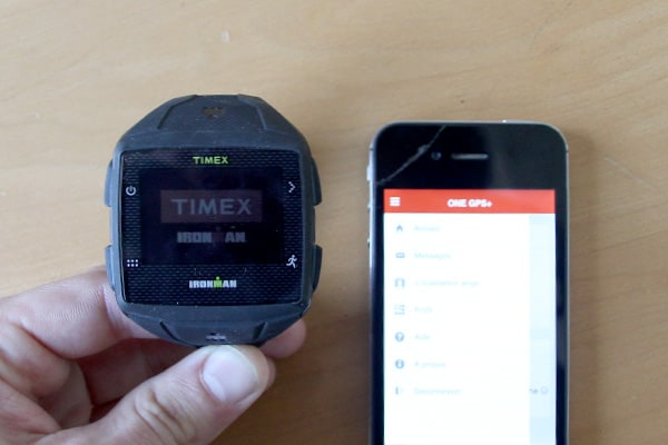 timex one gps watch review