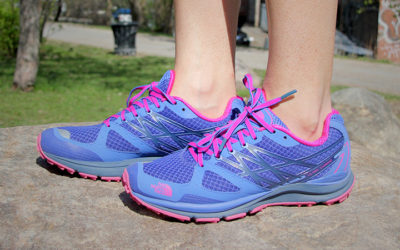 Running. Review of The North Face Ultra Cardiac.