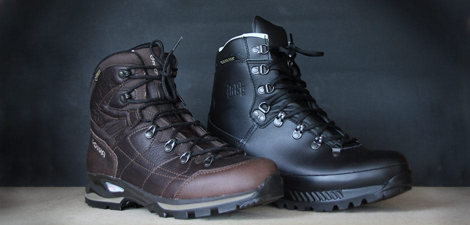 forces GTX GTX Altitude Lowa Blog vs Hanwag Hudson Special HD9IE2