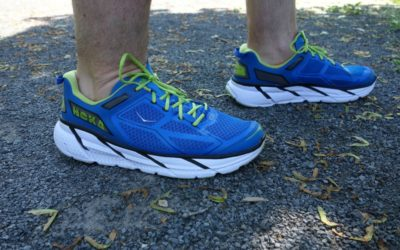Hoka One One, Running. Review of the Hoka One One Men's Clifton.