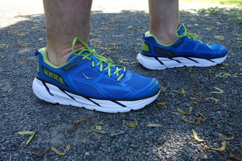 new products d7a1f b635a Review of the Hoka One One Men's Clifton - Altitude Blog