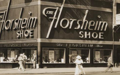Florsheim. The Buyer Notes: Florsheim.