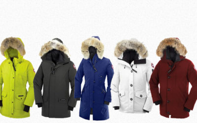 Canada Goose, Jackets. Canada Goose: the 2015 Winter Jackets.