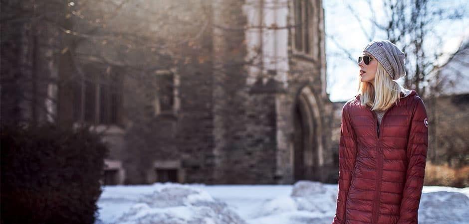 Arc'teryx, Canada Goose, Fjällräven. Down VS synthetic: choosing the right urban jacket