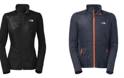 Jackets, Louis Garneau, Marmot, Nau, Salomon, The North Face. 4 fall jackets for 4 outdoor activities.