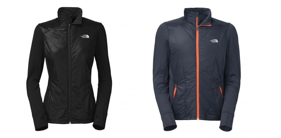 Jackets, Louis Garneau, Marmot, Nau, Salomon, The North Face. 4 fall jackets for 4 outdoor activities