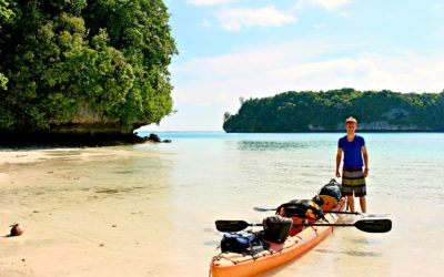 Travel. Two weeks across Palau: adventures in Micronesia.