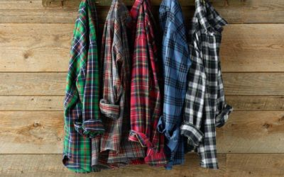Arc'teryx, Icebreaker, Marmot, Mountain Hardwear, Peak Performance. Top 5: the Classic Flannel Shirt.