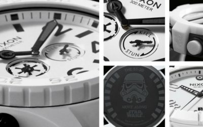 Nixon. NIXON's Star Wars collection.