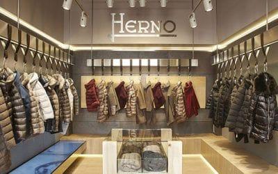 Herno, Hiver, Manteaux. Herno : la fine pointe de la mode et de la technologie.