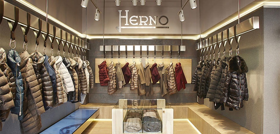 Herno Outerwear: High End Fashion & Performance