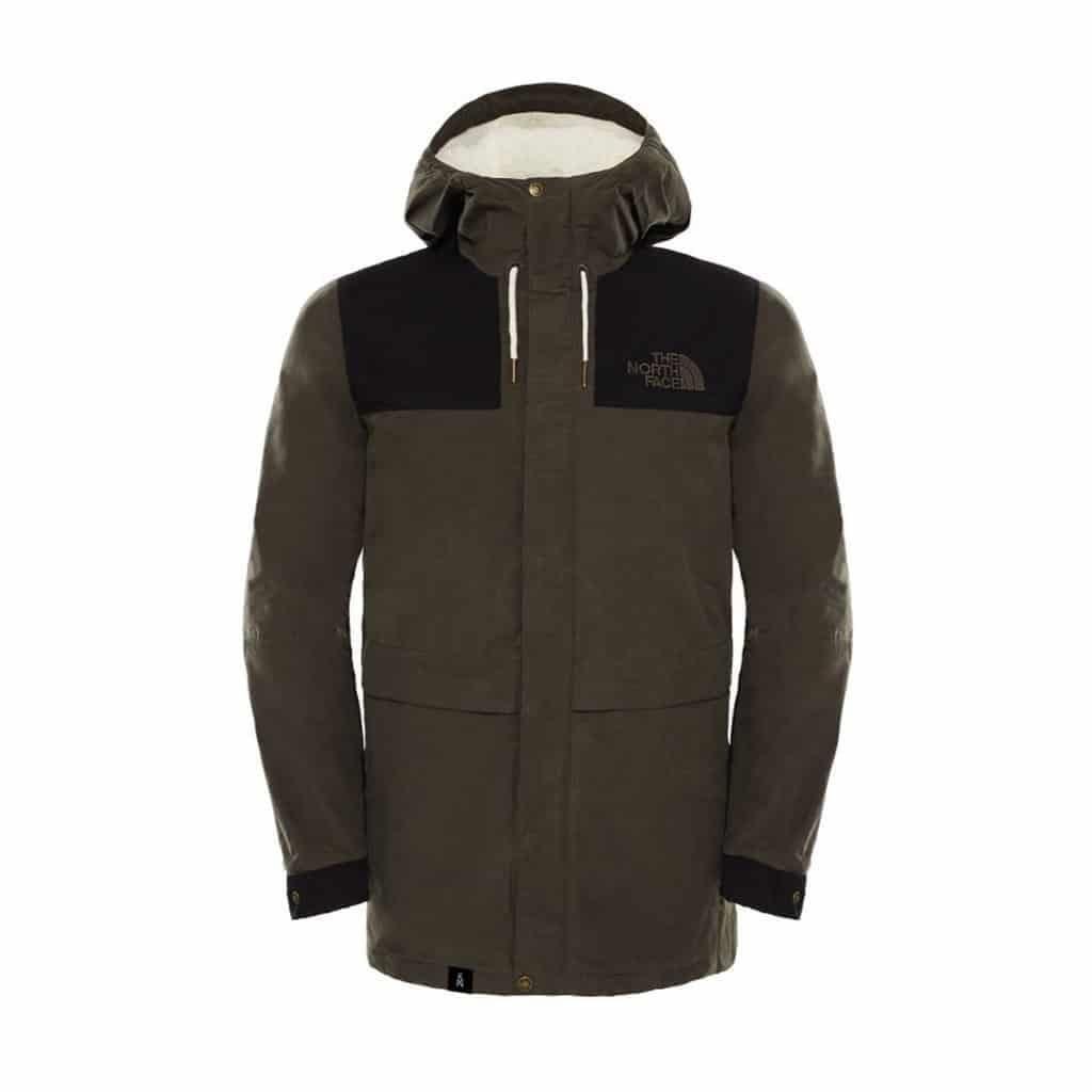 tnf sherpa coat